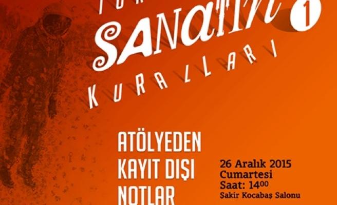 Anadolu'da sanat üretmek