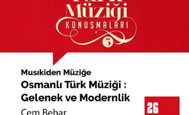 Musikiden müziğe Osmanlı Türk müziği