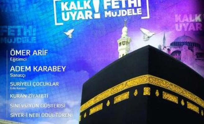 Kayseri'de Mekke'nin Fethi kutlanacak