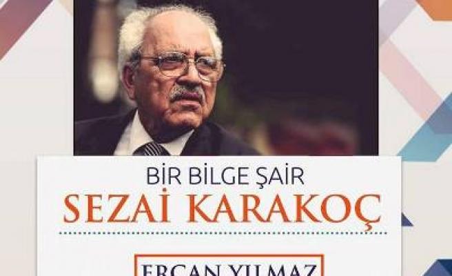 Bir bilge şair Sezai Karakoç