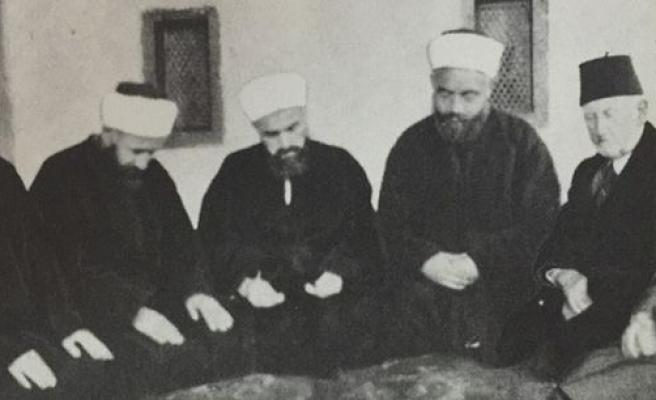 Erbilî Hz. Avrupa halifesi tayin etmişti Carl Vett'i