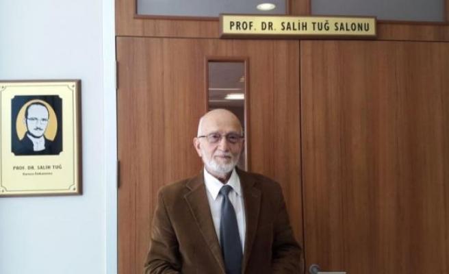 Salih Tuğ'a saygı gecesi düzenlendi (video)