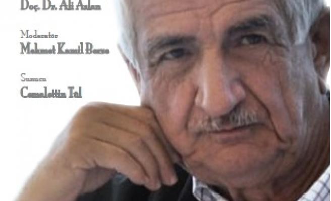 Ersin Nazif Gürdoğan'a saygı gecesi