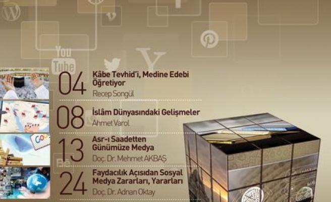Davet Mektebi'nin 13. sayısı çıktı