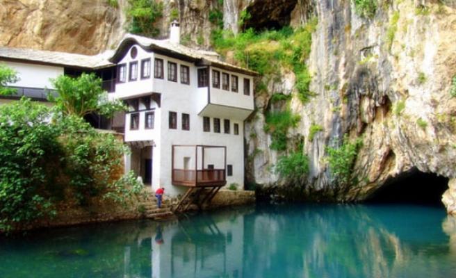 Tekkeler Balkanların fethinde büyük rol oynadı (video)