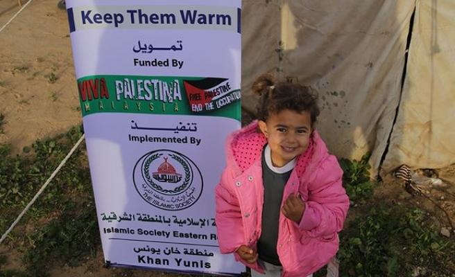 Malezya'dan Filistin'e uzanan el: Viva Palestina