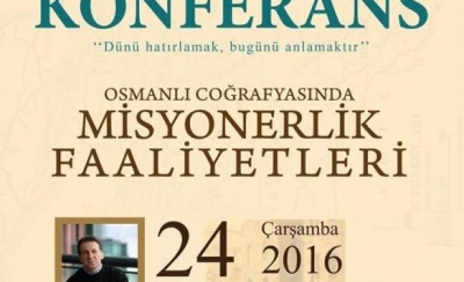 Osmanlı coğrafyasında misyonerlik faaliyetleri