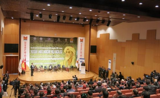 Yusuf Has Hacib Yılı açılış töreni yapıldı
