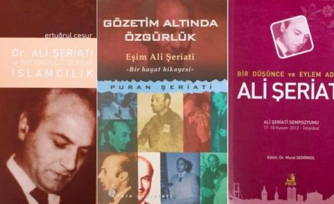 Ali Şeriati Hakkında Yazılan Bazı Kitaplar