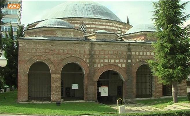 Zağra'da Ayakta Kalan Tek Cami: Hamza Bey Camii (video)