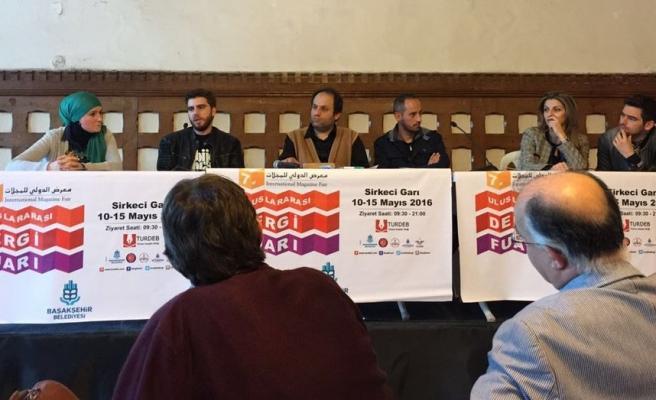 Sirkeci Garında Balkan Dergiciliği Konuşuldu