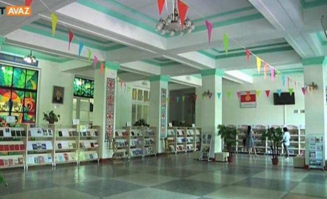 Bişkek'te 1 Milyon Kitaplı Bir Çocuk Kütüphanesi Var (video)