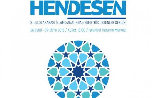 İslam Sanatında Geometrik Desenler Sergisi