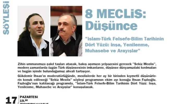 İslam-Türk Felsefe-Bilim Tarihinin Dört Yüzü