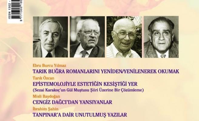 Türk Edebiyatı dergisinin 516. sayısı çıktı
