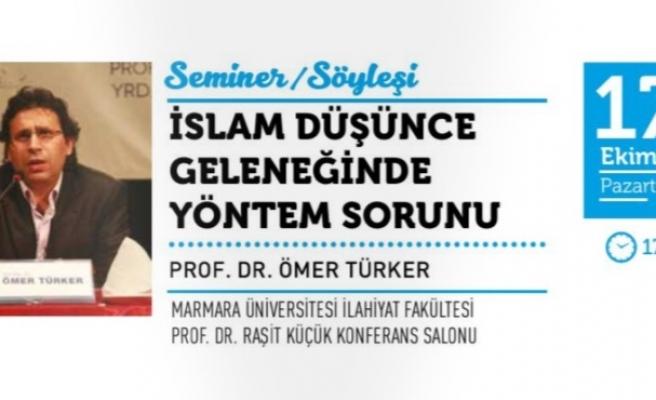 İslam düşünce geleneğinde yöntem sorunu