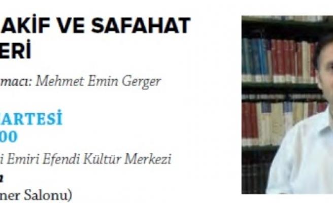 Mehmet Akif ve Safahat Sohbetleri