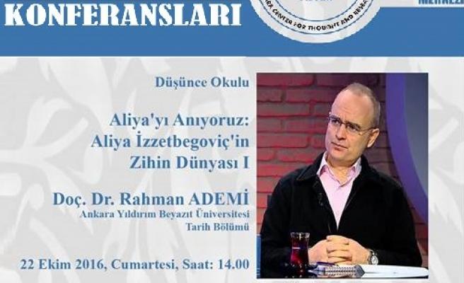 Aliya İzzetbegoviç'in Zihin Dünyası