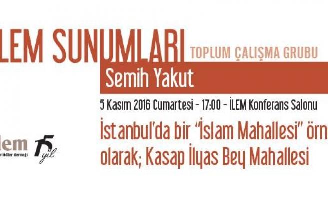 İstanbul'da bir 'İslam Mahallesi' örneği