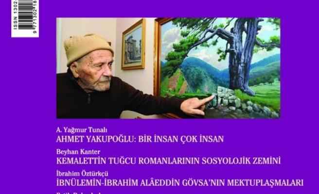Türk Edebiyatı dergisinin 517. sayısı çıktı