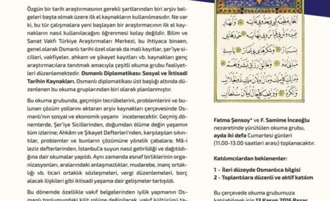 Osmanlı Diplomatikası: Sosyal ve İktisadi Tarihin Kaynakları