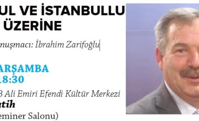 İstanbul ve İstanbullu Şiirler