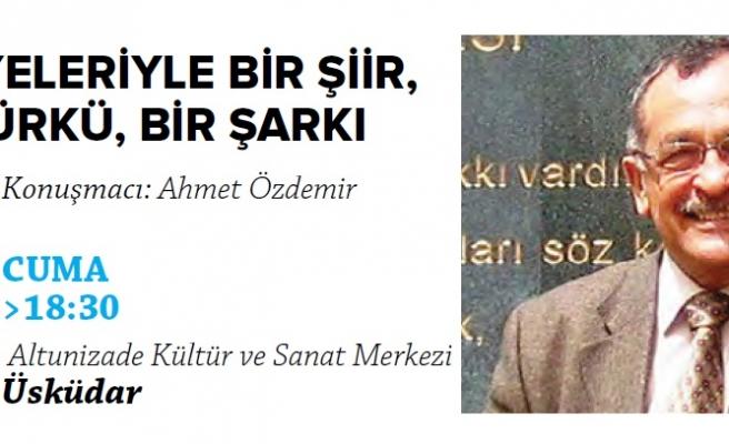 Hikâyeleriyle Bir Şiir, Bir Türkü, Bir Şarkı