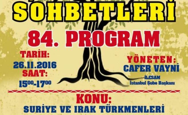 Suriye ve Irak Türkmenleri