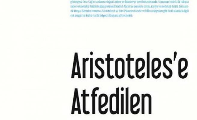 Aristoteles'e Atfedilen Taşlar Kitabı