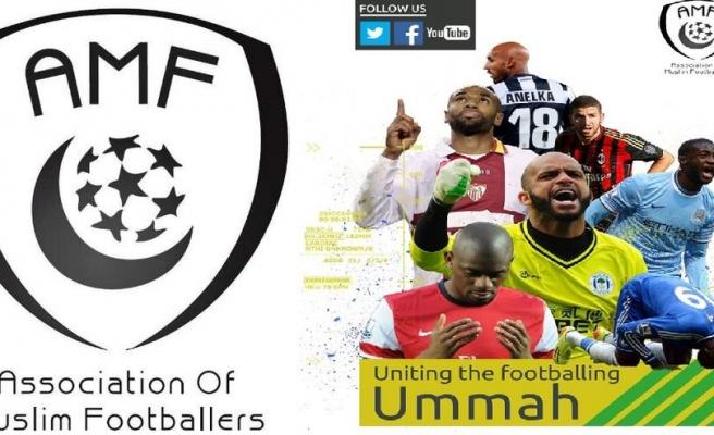Müslüman Futbolcular İngiltere'de Örgütlendi, AMF'yi Kurdu