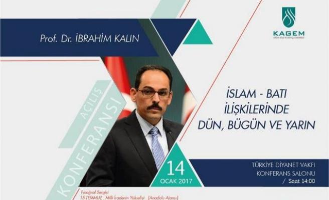İslam-Batı İlişkilerinde Dün, Bugün ve Yarın