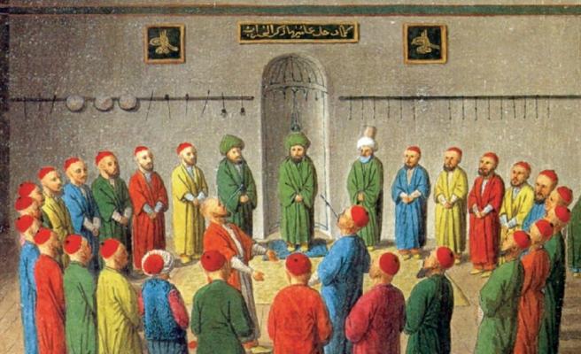 Osmanlı Siyasetinde Tasavvuf ve Tarikatler