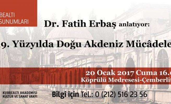 19. Yüzyılda Doğu Akdeniz Mücadelesi