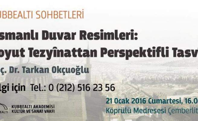 Osmanlı Duvar Resimleri