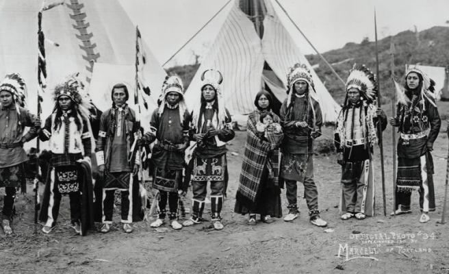 Kızılderili Şefi: 'Beyaz Adamlar Kalbimizi Zehirliyorlar'