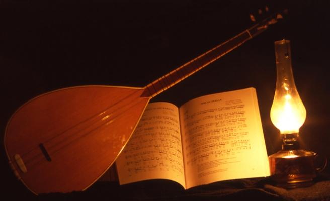 Âşıklar ve Musiki Üstadları Dosyası
