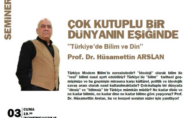 Türkiye'de Bilim ve Din
