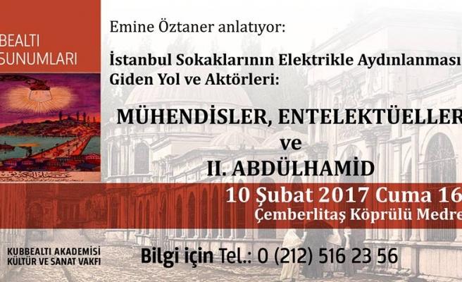 İstanbul'un Elektrik ile Aydınlatılmasına Giden Yol