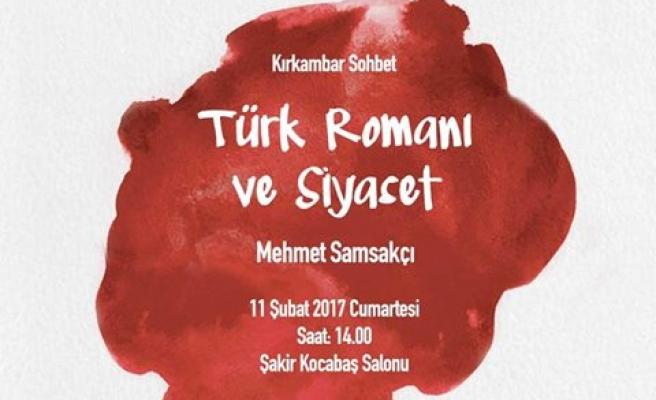 Türk Romanı ve Siyaset