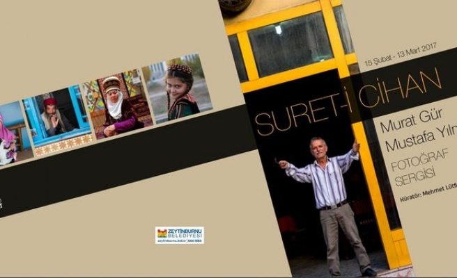 'Suret-i Cihan' fotoğraf sergisi