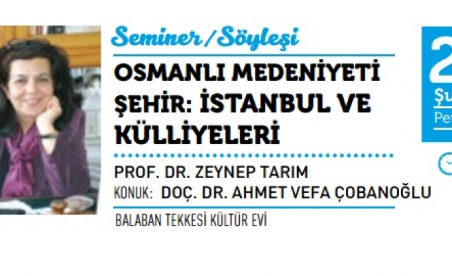 İstanbul ve Külliyeleri