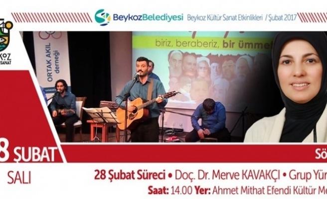 Merve Kavakçı 28 Şubat sürecini anlatacak
