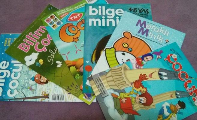 Çocuklarımıza Hangi Çocuk Dergilerini Alalım?