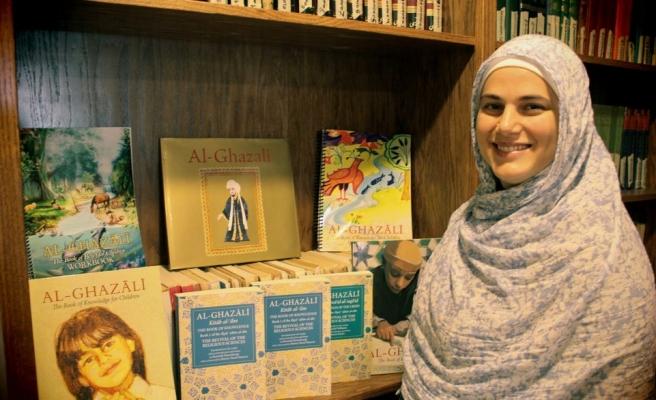 Gazali Çocukları Projesi'ni Enabah Laracuente ile Konuştuk