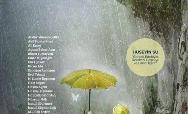 Temmuz dergisinin 8. sayısı çıktı
