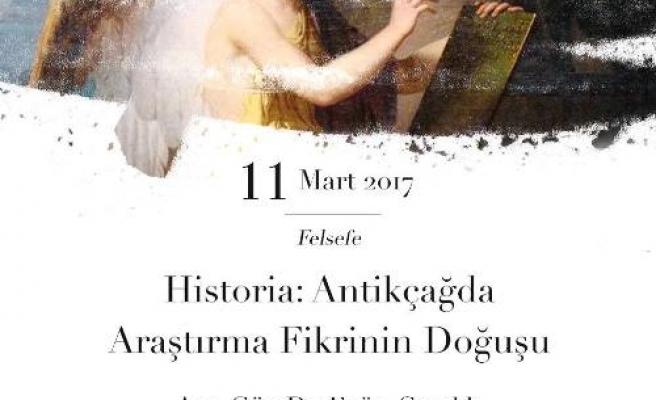 Antik Çağ'da Araştırma Fikrinin Doğuşu