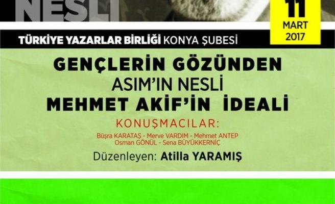 Gençlerin Gözünden Mehmed Akif'in İdeali