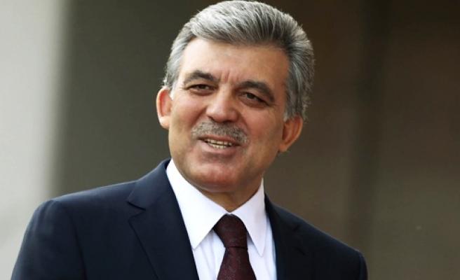 Abdullah Gül'e cesurca sorulmuş!