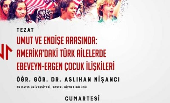 Amerika'daki Türk Gençlerinin Adaptasyon Deneyimi