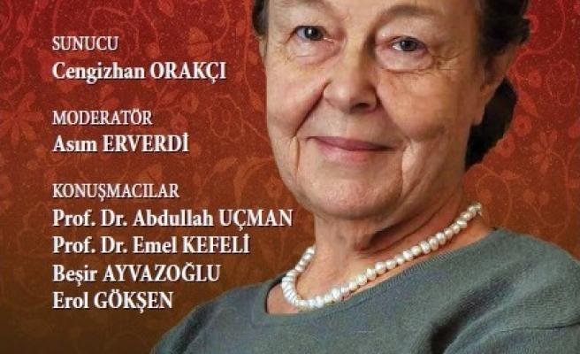 Prof. Dr. İnci Enginün Saygı Gecesi